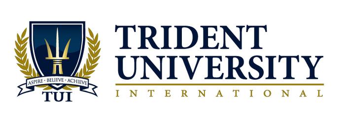 Trident University Seal